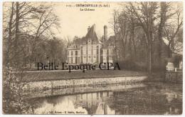 76 - GRÉMONVILLE - Le Château +++++++ Coll. Retout - E. Mellet, Harfleur, #1115 ++++ Vers Bolbec, 1911 ++++ RARE - Francia