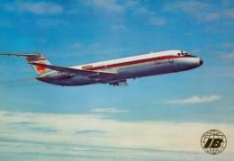 COMPAGNIA AEREA IBERIA DOUGLAS DC-9 - 1946-....: Moderne
