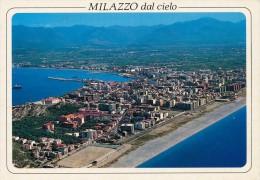 MILAZZO (ME) PANORAMA DAL CIELO - Messina