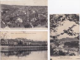 LOT  DE  8  CPA & 1 CPSM  D' ÉPINAL -Toutes Scanées - Cartoline
