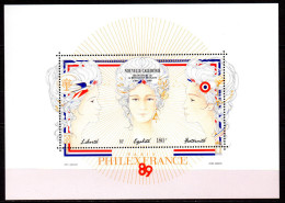 Nouvelle Calédonie  N° BF 9  Neuf XX Cote Y&T  9,00  €uro  Au Tiers De Cote - Nouvelle-Calédonie