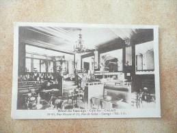 CALAIS - Hôtel Du Sauvage - Café-Bar - 39-43 Rue Royale Et 22 Rue De Guise - (Rare !) - Calais