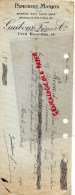 75- PARIS - TRAITE PAPETERIE MARION - GUIBOUT FRERES 14 CITE BERGERE- RECU DE STERN GRAVEUR -1935 - France