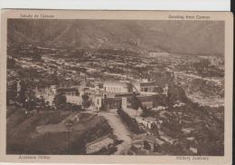 Ven068/ Bildkarte Mit Caracas, Militär Akademie 1928 Nach USA Gesandt. - Venezuela