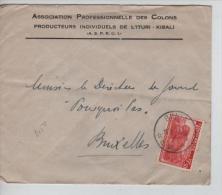 TP 261 S/L. C.Bunia En 1945 V.Belgique PR1347