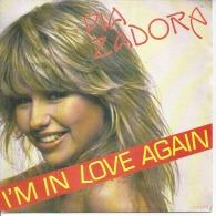 "45 Tours SP - PIA ZADORA    - GRANITE 4501  "" I'M IN LOVE AGAIN "" + 1 - Autres - Musique Anglaise"