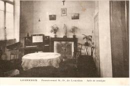 LESNEVEN  - Au PENSIONNAT ND De Lourdes - Salle De Musique - Lesneven