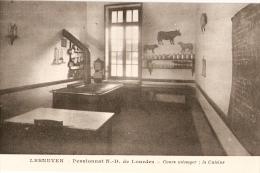 LESNEVEN  - Au PENSIONNAT ND De Lourdes - La Cuisine - Cours Ménager - Lesneven