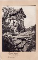 CP Photo 1916 SAINT-LAURENT-BLANGY (près Arras) - Une Vue Du Parc Du Château (A87, Ww1, Wk1) - France
