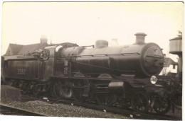 ´Southern´ Train Engine No 2352 / 560 Black & White Photograph - Eisenbahnen