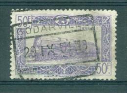 """BELGIE - OBP Nr TR 319 - Cachet  """"GODARVILLE"""" - (ref. VL-1107) - Chemins De Fer"""