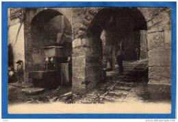 CUERS- -fontaine Du Poisson-animée  Beau Plan-- édi Teisseire- A Voyagé Sous Enveloppe-années 1910 - Cuers