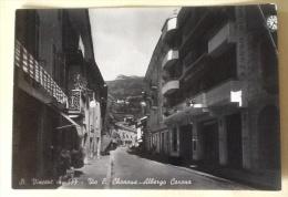 St. Vincent Via E. Chanoux Albergo Corona Viaggiata - Italia