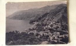Maiori Panorama Spedita Anni 50 - Salerno