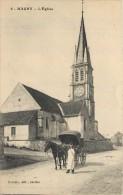 57 MAGNY - L'Eglise - Francia