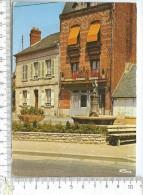 CPM, VILLERS-COTTERETS: Fontaine De La Madelon - Villers Cotterets