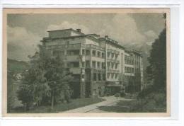 SLOVENIJA STARA RAZGLEDNICA  BLED GRAND HOTEL TOPLICE SLOVENIA Oldpostcard - Slovenia