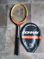 Raquette De Tennis DONNAY - Bjorn BORG - Allwood - TB - Fab Belgique - Avec Housse *** Années 70 - Habillement, Souvenirs & Autres