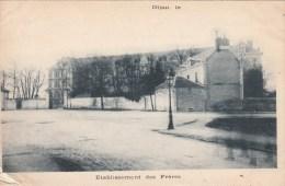 21 - Dijon - Etablissement Des Freres  (Publicité Mercier - Champagne - Epernay) - Dijon