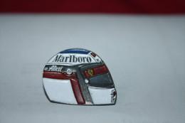 PIN´S CASQUE Jean Alesi - Automovilismo - F1