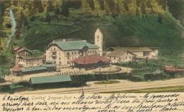 AUTRICHE - Gasthof BRENNER POST (1904) - Matrei Am Brenner
