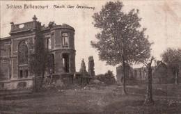CPA 14-18 ANGRES-LIEVIN - Château De Rollencourt (A87, Ww1, Wk1) - Unclassified