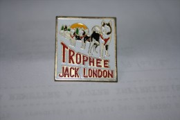 PIN´S TROPHEE JACK LONDON - Pin