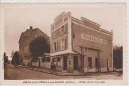 Charbonnières-les-Bains - L´Hôtel De La Riviera - Charbonniere Les Bains