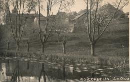 ( CPA 38 )  CORBELIN  /   Le Gua  - - Corbelin