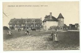 Chateau De HOTOT EN AUGE - France