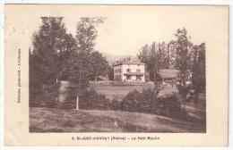 69 - SAINT-JUST-D'AVRAY - Le Petit Moulin - Delorme 9 - 1932 - Otros Municipios