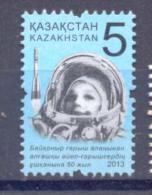 2013. Valentina Tereschcova, First Woman Cosmonaut, 1v, Mint/** - Space
