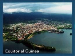1 AK * �quatorialguinea Equitorial Guinea * Blick auf die Hauptstadt Malabo *