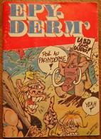 BD EPY DERM - N° 1 - 1985 - BE - Revistas Y Periódicos