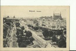 BGD348  --   BEOGRAD  -   TERAZIJE  --  HOTEL MOSKVA - Serbia