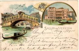Saluti Da Venezia  - Précurseur - Venezia (Venedig)