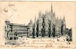 Milano - Piazza Del Duomo - Précurseur - Milano (Mailand)