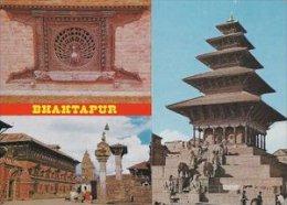 Bhaktapur  -  Nepal  A-3047 - Nepal