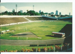 "ESTADIO - STADIUM - STADE - STADION .-  "" BARAO DA SERRA NEGRA "" .- PIRACICABA.- ( BRASIL ) - Calcio"