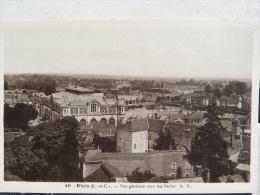 France, Blois, Vue Générale Vers Les Halles - Blois