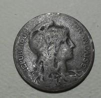 1901 - France - 5 CENTIMES, Dupuis, KM 842, Gad 165 - C. 5 Centimes