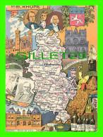 CARTES GÉOGRAPHIQUES - RHÔNE No 69 - ÉCRITE - BLONDEL La ROUGERY, 1946 - - Cartes Géographiques