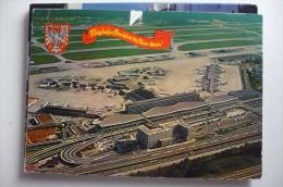 AEROPORT / AIRPORT / FLUGHAFEN         FRANKFURT MAIN - Aerodrome