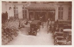 75 - Paris - Funérailles Du Maréchal Foch (26 Mars 1929, Animé, Automobiles, Oldtimer) - France