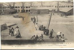 Cp  Precurseur   -  RIVER-GAMBIA -BATHURST -  A Wharf And Premises 45 - Gambie