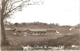 Versilhac : Colonie De Vacances E.D.F. - France