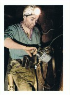 MINE: Boutefeu  En Train De Tirer - Mines