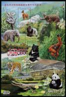 TAIWAN 2014 - Faune, Animaux Du Zoo De Taipei - BF  Neuf // Mnh - 1945-... République De Chine