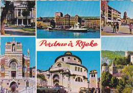 Yugoslavia Rijeka Multi View - Yugoslavia