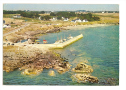 Saint Gildas De Rhuys (56) Vue Du Ciel Port Maria ( 2 Scann ) - Altri Comuni
